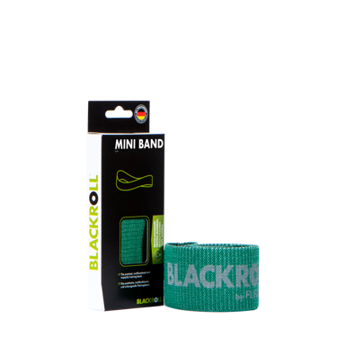 Blackroll Mini Band, green