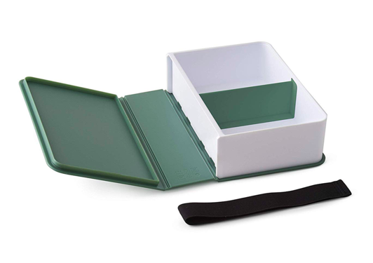Book Lunch Box, Green