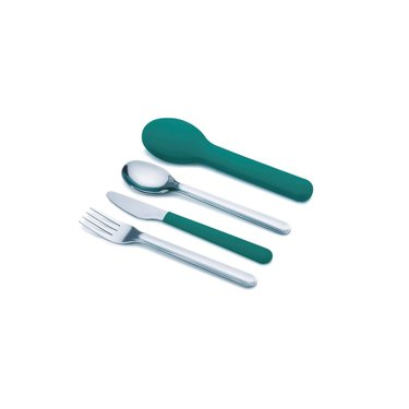 Cutlery Set In A Case, GoEat, Blue