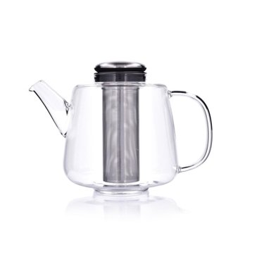 DUKA RITUAL pitcher with infuser and warmer 1000 ml glass