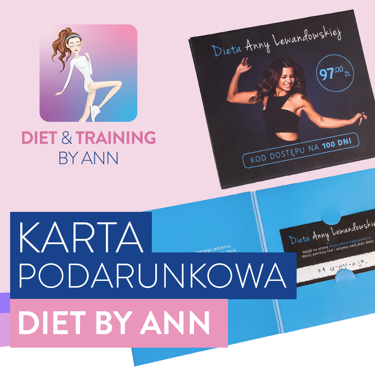 Diet by Ann Gift Card