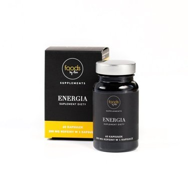 ENERGY diet supplement
