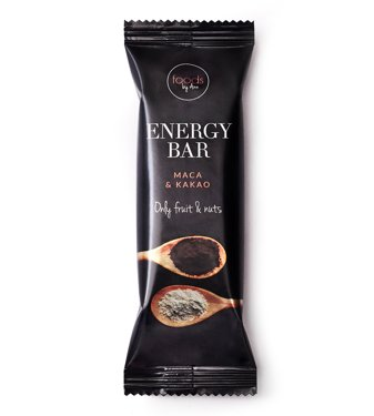 Energy Bar Maca & Cacao