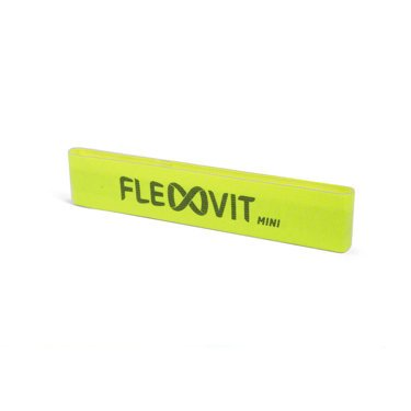 Flexvit Mini Band Rehab, yellow