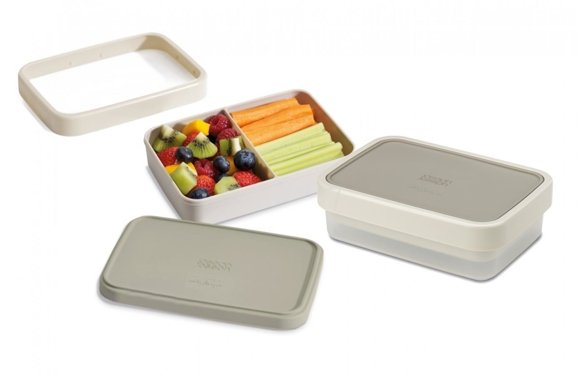 GoEat Lunch Box, Grey