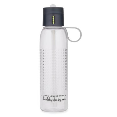 HPBA DOT Water Bottle, Grey