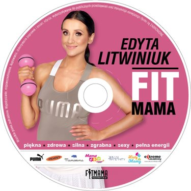 """FIT MAMA"" DVD for pregnant women and new mothers"