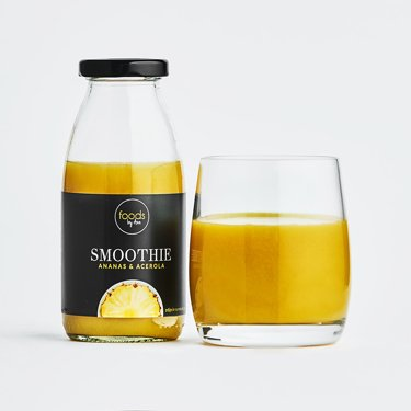 Pineapple & Acerola Smoothie in a bottle, 250 ml