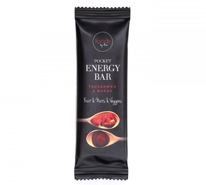 Pocket Energy Bar Strawberry & Beetroot