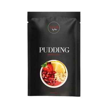 Pudding Pomegranate & Maca
