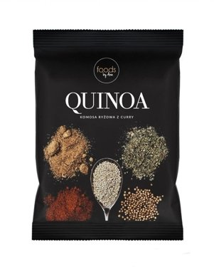 Quinoa With Curry