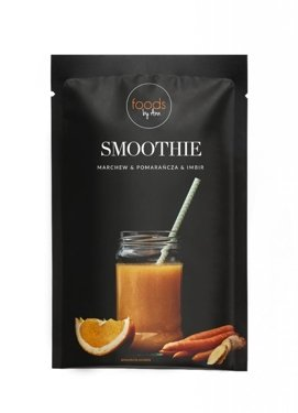 Smoothie Carrot & Oranges & Ginger