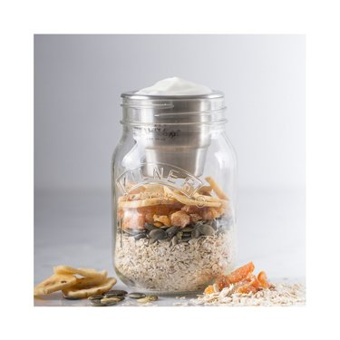 Snack On The Go jar