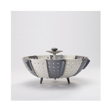 Steamer Basket, Grey