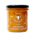 Multifloral honey with turmeric and cayenne pepper 430g