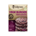Vege millet burger with beetroot and red lentils - gluten free 120 g
