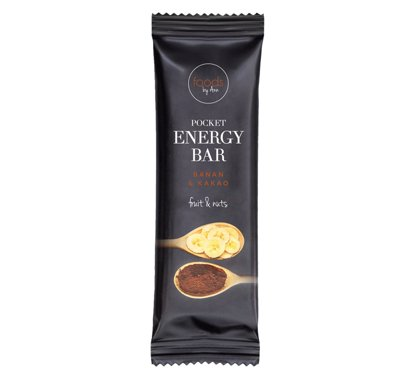 Pocket Energy Bar Banan & Kakao