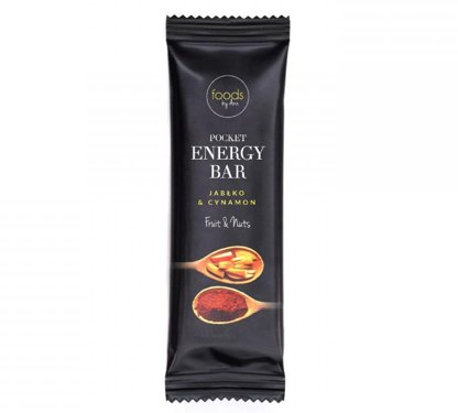 Pocket Energy Bar Jabłko & Cynamon