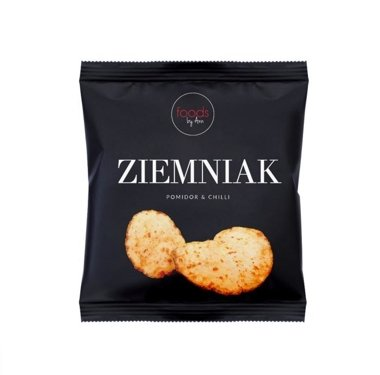 ZIEMNIAK pomidor & chilli